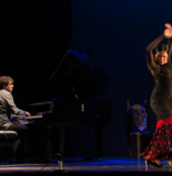 The Pianist Path of 'Caminos Flamencos'