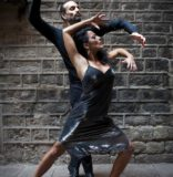 """For """"Binomio,"""" a Flamenco Friendship Extends from Studio to Stage"""
