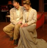"""New Theatre Presents Two Rotating, Two Actor Plays: """"Footprints"""" and """"Franz & Albert"""""""
