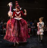 'Lookingglass Alice:' Crazy Trip Down the Rabbit Hole