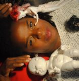 """Afua Hall's """"RED"""""""