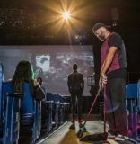 A Cumulative Power to Mad Cat Theatre's 'The Flick'