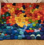 At the Bass museum, Sheila Hicks' fabric of life