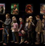 """Con""""Feos""""de Teatro y su Doble las marionetas dejan de ser solo para niños"""