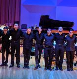 Review: Frost Percussion Group in the category of world-class ensembles