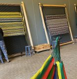 MOCA's 'HamacaS' exhibition invites visitors to make hammock, use hammock, talk immigration