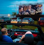 New World Symphony to take its WALLCAST to the drive-in