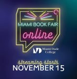 Miami Book Fair's switch to virtual means even bigger audiences in November