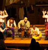 Review: Area Stage takes its boisterous 'Shrek the Musical' outside … and it works