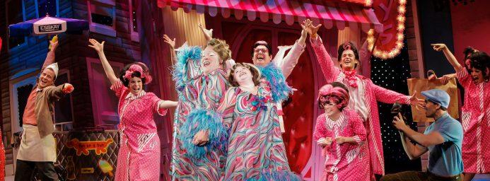La coreografía en el teatro musical… conversando con Jerry Mitchell
