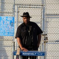 South Florida's own Roosevelt Collier to headline Afro Roots Fest