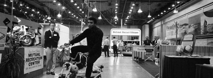Still time to catch HistoryMiami's Muhammad Ali exhibit