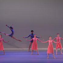 La presentación de una voz nueva en la coreografía miamense
