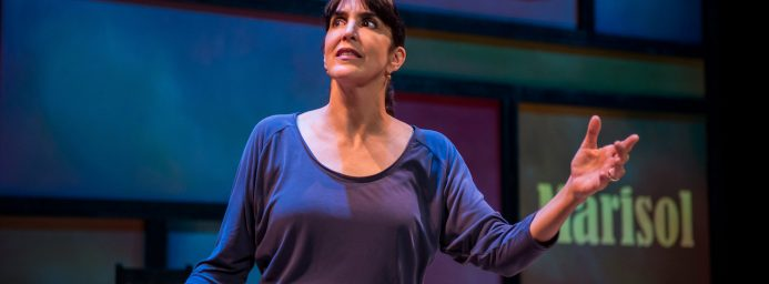 Review: A solo Latina tour de force lights up Actors' Playhouse at Miracle Theatre
