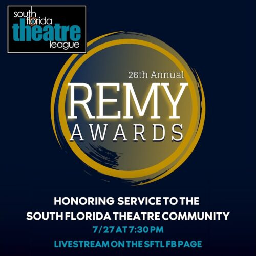 Remy Awards honor outstanding work in South Florida theatre community